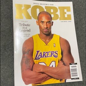Kobe  Bryant Edition Continental Media Mag…